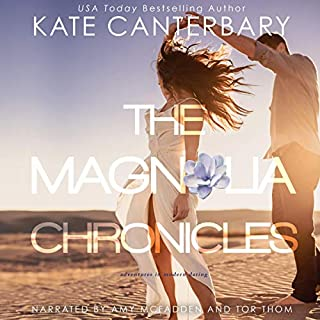 The Magnolia Chronicles: Adventures in Modern Dating audiobook cover art
