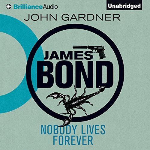 Couverture de Nobody Lives Forever
