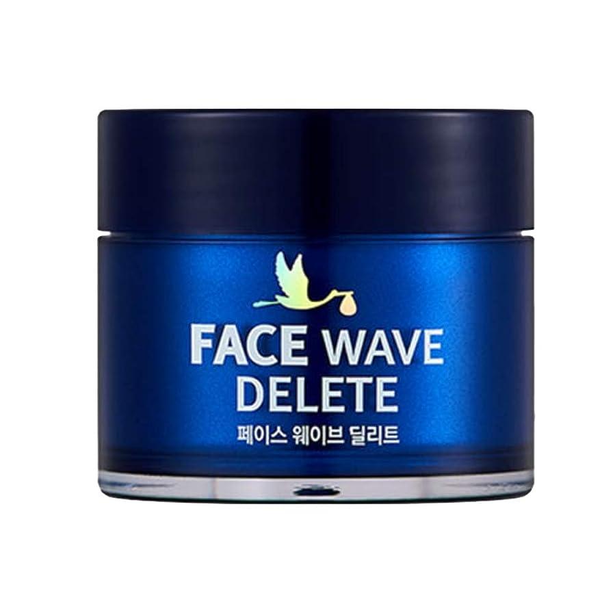 囚人不和図書館bona medusa FACE WAVE DELETE しわ集中改善クリームすべての肌用30g[海外直収品]