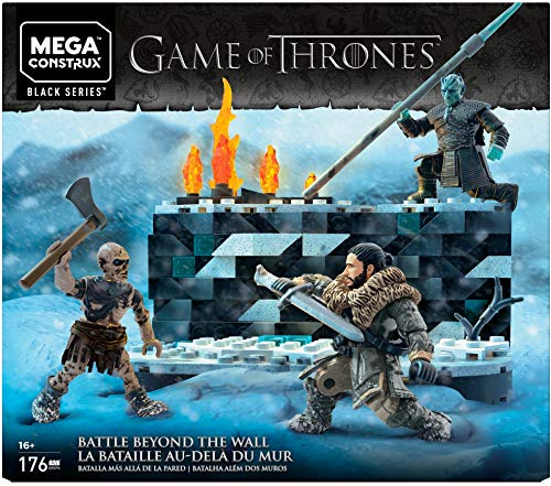 Mega Game of Thrones: White Walker Battle Construx