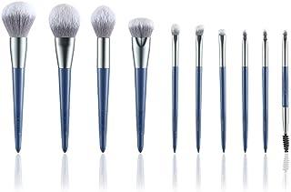 Brushes مجموعة فرشاة ماكياج Super Soft Bristles للمبتدئين فرشاة الوجه الأجهزة ماكياج الجمال 10 العصي Corrector