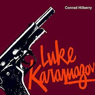 Luke Karamazov audiobook cover art