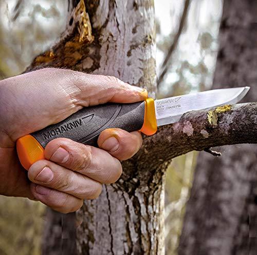 Morakniv Companion Fixed Blade Camping Knife