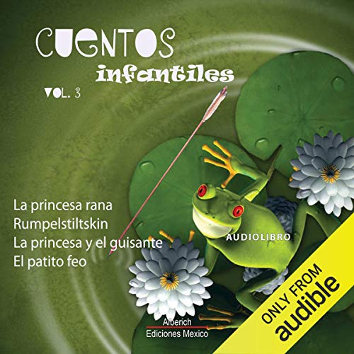 Cuentos Infantiles Volumen 3 [Children's Tales, Volume 3] audiobook cover art