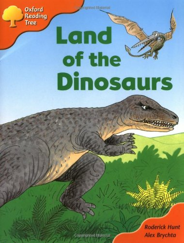 Land of the Dinosaur (Oxford Reading Tree)の詳細を見る