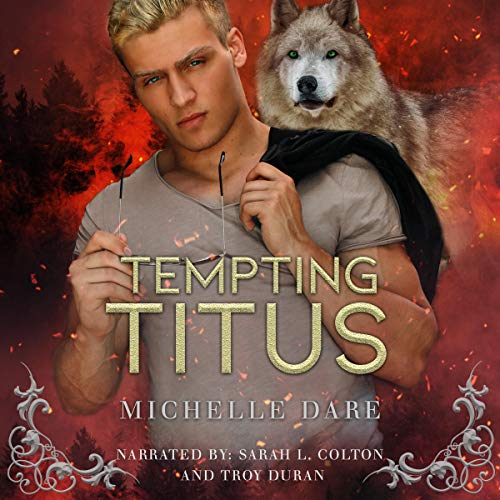 Tempting Titus  By  cover art