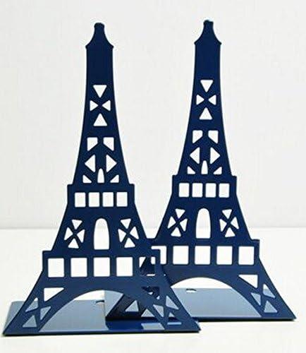Super intense SALE Schoolsupplies Tinplate Eiffel Tower Metal Creative Bookshelf favorite Bo