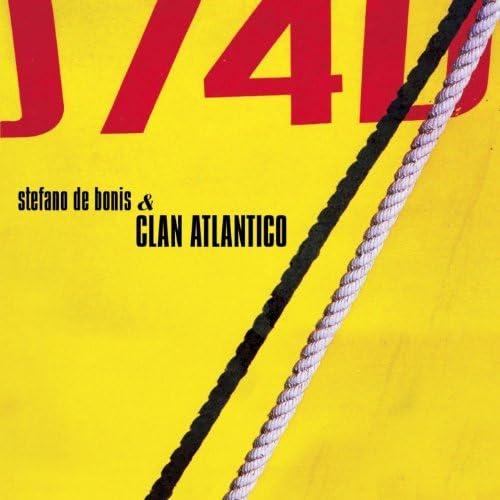 Stefano De Bonis, Clan Atlantico