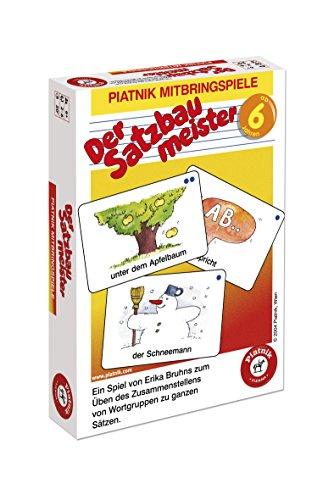 Piatnik - 7034 Satzbaumeister