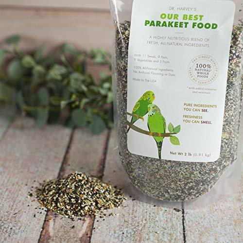Dr. Harvey's Our Best Parakeet Food, All...