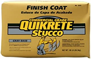 Quikrete #1202-80 80LB Finish Coat Stucco