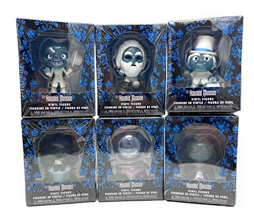 Funko Disney's The Haunted Mansion Mini Figure Collection (Set of 6)