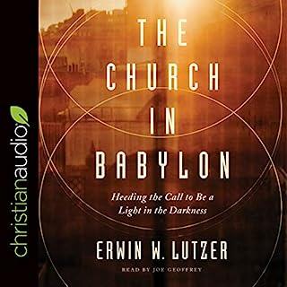 The Church in Babylon audiobook cover art