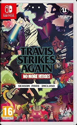 Giochi per Console Nintendo Travis Strikes Again: No More Heroes