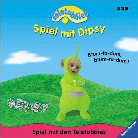 Teletubbies, Spiel mit den Teletubbies, Spiel mit Dipsy