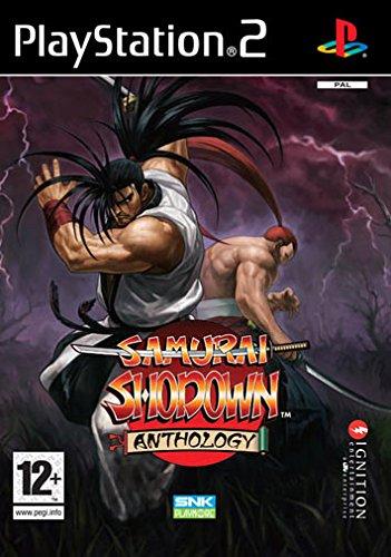 Sony Samurai Shodown Anthology videogioco PlayStation 2