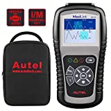 Autel MaxiLink ML519 OBD2 Code Reader [Same with AutoLink AL519], Enhanced Mode 6 Fault Code Reader, Turn Off Check Engine Light (MIL), Clear Codes, One-Click Smog Check, Upgraded Ver. of AL319