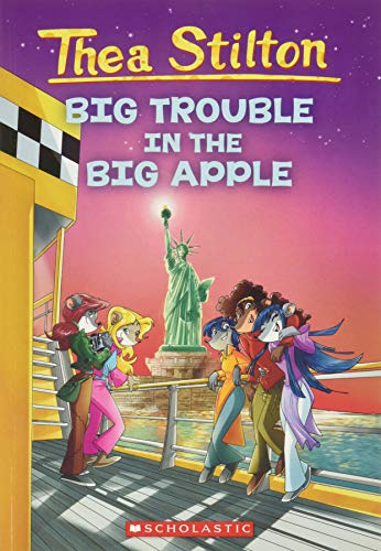 Big Trouble in the Big Apple