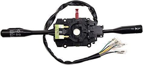 GOOFIT Headlamp Control Turn Signal Wiper Switch For HS700 700CC UTV