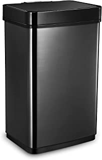 60L Touchless Sensor Bin Automatic Trash Can Touch-Free Kitchen Garbage Bin