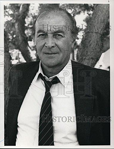 Historic Images 1989 Press Photo Robert Loggia in Mancuso FBI - cvp36169-9.25 x 7 in