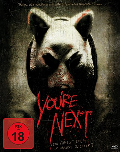You're Next - Steelbook [Blu-ray] [Limited Edition]