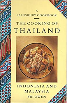 The Cooking Of Thailand Indonesia And Malaysia 0859416925 Book Cover