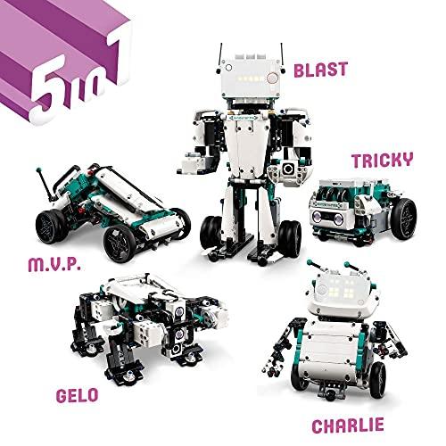 LEGO 51515 Mindstorms Roboter für Kinder, Kids und Jugendliche (neu, 2020) - 2