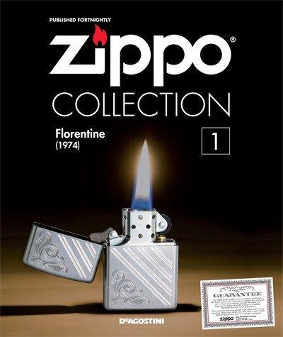 The Zippo Collection - Rivista degli accendini Zippo, n. 1, modello Florentine 1975