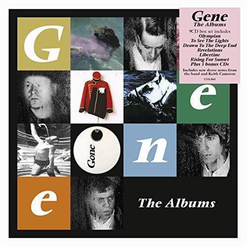 The Albums (9cd-Set)