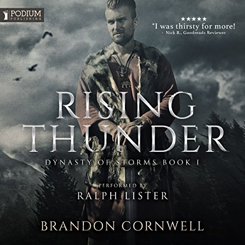 Rising Thunder audiobook cover art