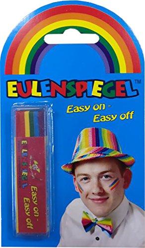 Eulenspiegel 626429 - Fun-Stick (Regenbogen)