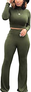 Best crop top with high waist pants Reviews