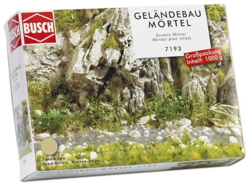 Busch 7193 - Geländebau-Mörtel Großpackung