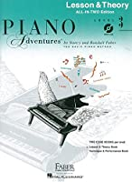 Piano Adventures: Level 3 - Lesson & Theory (Book/CD)