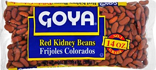 Goya Dry Red Kidney Beans, 14 oz