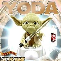 【STAR WARS★スターウォーズ】顔が赤くなり、ライトセーバーが光る!USB YODA(ヨーダ)0940