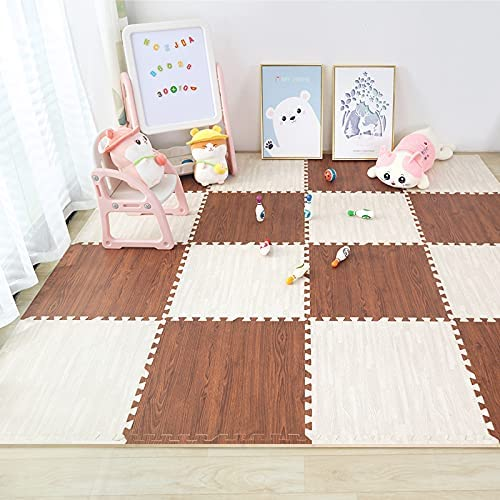 Max 71% OFF Children's Play Mats 30 x Interlocking Thick Extra 2021new shipping free shipping E 1.2cm