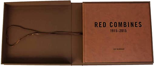 Case IH Limited Corportate Brown Leather Colletcor Edition Red Combines 1915-2015 384 Page Book