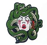Bleeding Medusa 3D...image