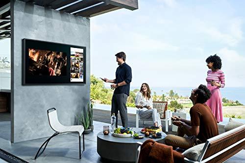 TV 55 SAMSUNG 3840X2160 PIXEL DVB-C2 DVB-S2 DVB-T2 QLED 4K ULTRA HD SMART TV WI-FI NERO