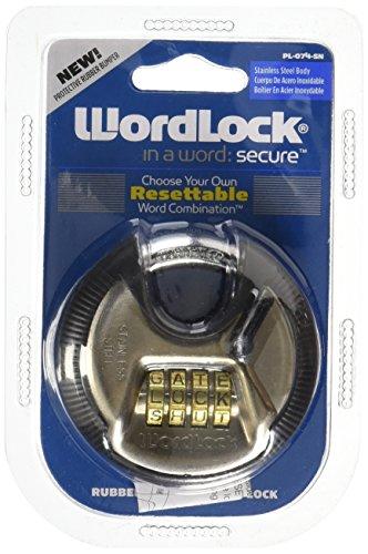 candado de 70 mm fabricante WordLock