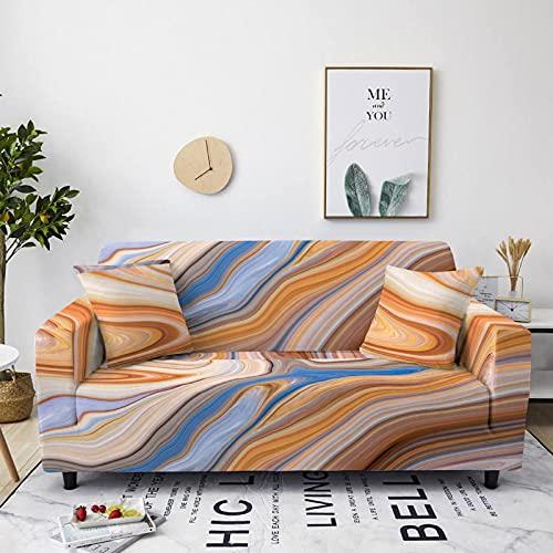 Quicksand Stone Sofa Covers All-Inclusive Und Full-Cover Einfacher Großer Stretch-Sofabezug Four Seasons Erhältlich Sofakissen Ist Für Wohnzimmer Und Schlafzimmer Geeignet