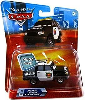 Disney / Pixar CARS Movie 155 Die Cast Car Oversized Vehicle Richard Kensington Security Van