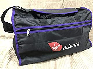 ヴァージンアトランティック航空 ボストンバッグ B