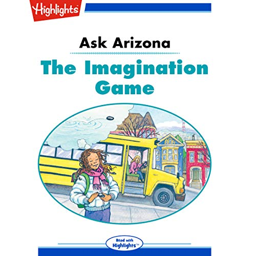 Ask Arizona: The Imagination Game copertina
