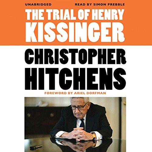 The Trial of Henry Kissinger cover art