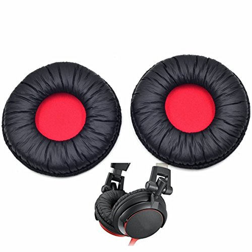 Replacement Soft Leather Earpad Ear Cushion Pads for Sony MDR-V55 Headphone