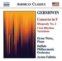 Concerto in F Rhapsody No. 2 I Got Rhythm