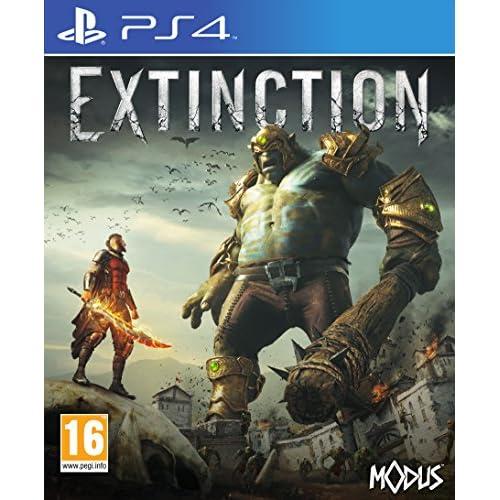 Extinction - PlayStation 4 [Edizione: Regno Unito]